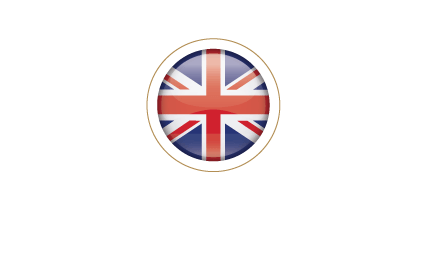 Chauffeurs UK Logo Reversed