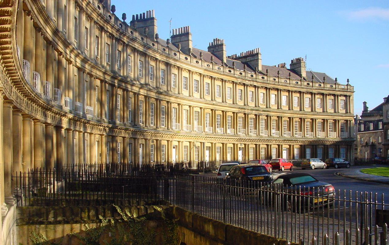 Royal Crescent Bath 3